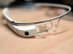 Google Glass in Weiß (Bild: CNET)