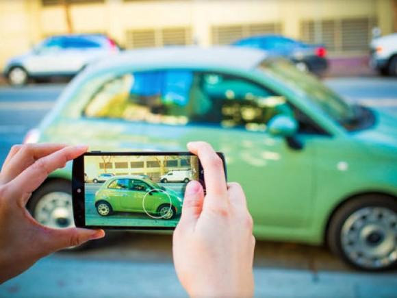 Die nächste Version der Kamera-App für Android soll sich als eigenständiges Programm herunterladen lassen (Bild: James Martin/CNET).