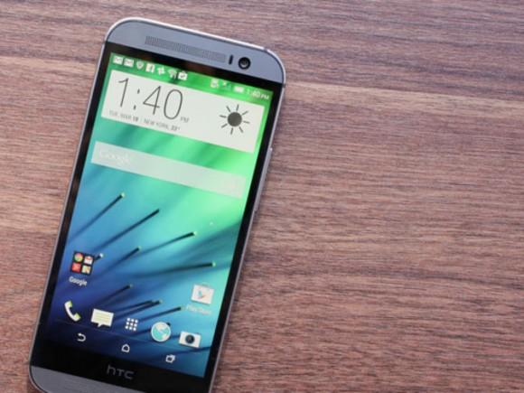 Das neue HTC One Mini soll als abgespeckte Version des One (M8) schon im Mai in den Handel kommen (Bild: CNET.com).
