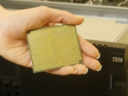 Power8-Chip (Bild: IBM)