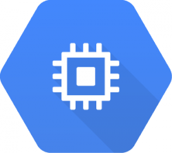 Logo Google Compute Engine