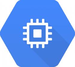 Logo Google Compute Engine