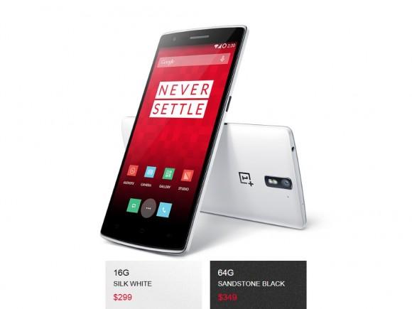 OnePlus One ab 269 Euro erhältlich