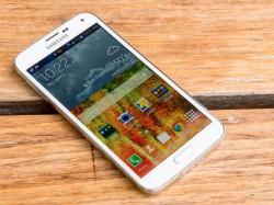 Samsung Galaxy S5 (Bild: CNET)
