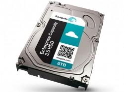 Die jüngste Version der Enterprise Capacity bietet bis zu 6 TByte Kapazität (Bild: Seagate).