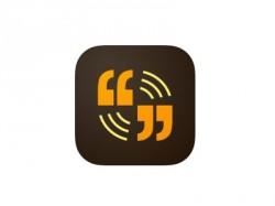 Icon von Adobe Voice für iPad