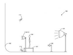 Amazon hat sich ein seit Jahrzehnten gebräuchliches Beleuchtungsverfahren vom Patentamt schützen lassen (Bild: via USPTO).