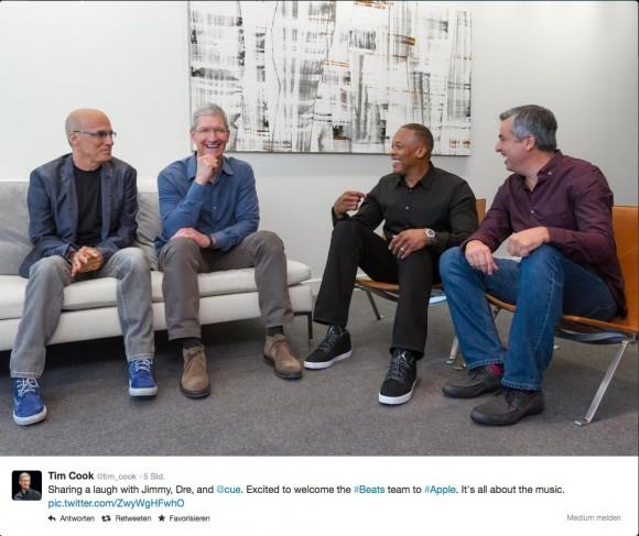 Apple übernimmt Beats