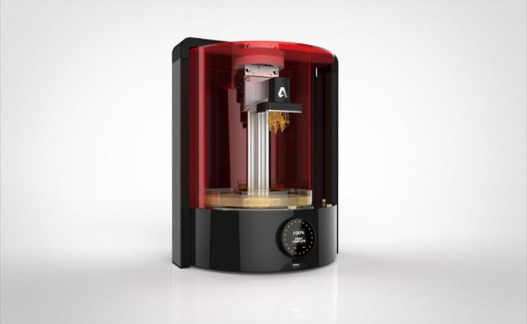 Autodesk sieht den eigenen 3D-Drucker als Referenzimplementation für seine offene Sotwareplattform Spark (Bild: Autodesk).