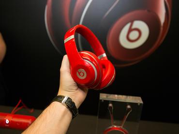 Studiokopfhörer von Beats (Bild: CNET)