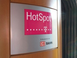 Telekom-Hotspot in einem ICE (Bild: Deutsche Bahn)