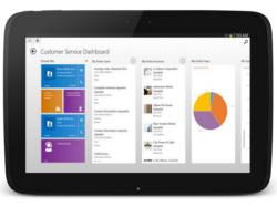 Das Spring Update bringt unter anderem Android-Tablet-Support für Sales-Mitarbeiter (Bild: Microsoft).