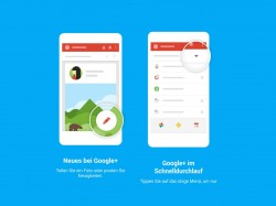 Google Plus Update Mai 2014