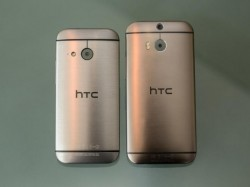 HTC One Mini 2 (links) und One M8 (Bild: CNET)