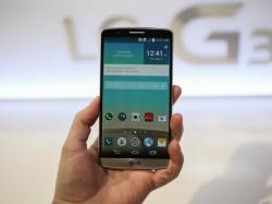 Das LG G3 ist ab 549 Euro erhältlich (Bild: CNET).