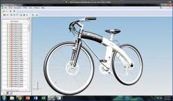 Nvidia GRID erlaubt auch die Bearbeitung komplexer Bilddateien (Bild: Nvidia).