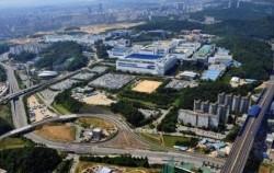 Chipfabrik in Giheung, Korea (Bild: Samsung)
