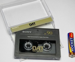 Sony-Tape