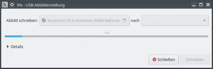 05 LM USB Abbild erstellen Bild: ZDNet.de)