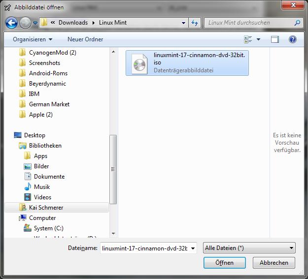Linux Mint Tr Download Usb Stick