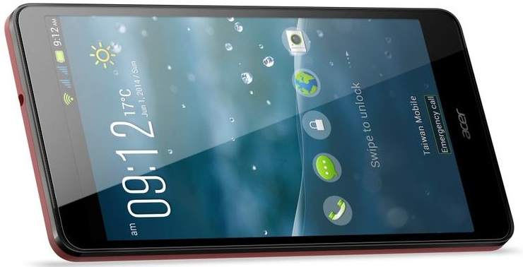 Acer Kundigt Funf Android Smartphones Und Fitnessband An