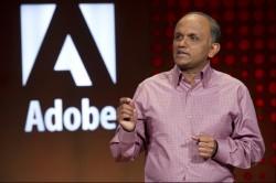 Adobe-CEO Shantanu Narayen (Bild: ZDNet.com)