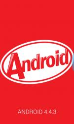 Custom Roms bieten bereits Unterstützung für Android 4.4.3 (Screenshot: ZDNet.de)