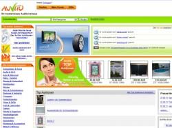 Aus der Auktionsplattform Auvito wird zum 30. Juni ein reines Informationsportal (Screenshot: ITespresso).