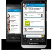 Blackberry stellt BBM Protected für iOS und Android vor