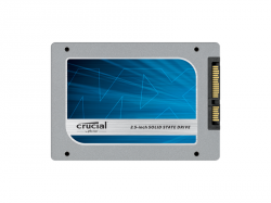 Die Crucial MX100 ist in Kapazitäten von 128, 256 und 512 GByte verfügbar (Bild: Micron).