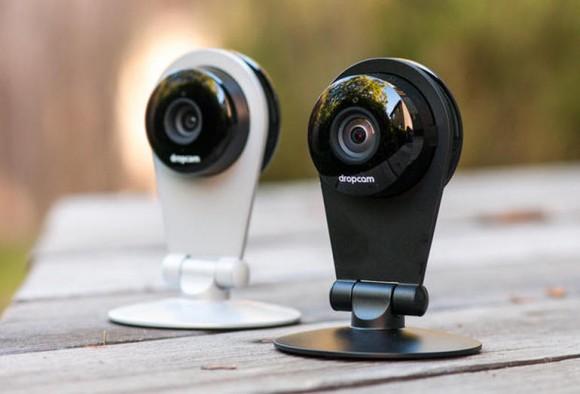 WLAN-Kameras für die Heimüberwachung von Dropcam (Bild: CNET)
