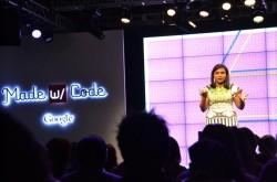 Mindy Kaling moderierte die Launchveranstaltung von Made with Code (BIld: News.com).