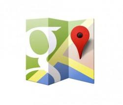 Logo von Google Maps für Android (Bild: Google)