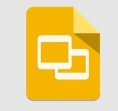 Logog von Google Präsentationen