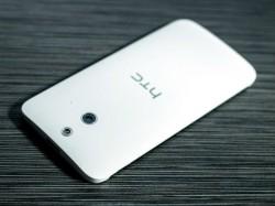 Das One (E8) bietet annähernd die gleichen Komponenten wie das Spitzenmodell M8, verpackt sie aber in einem Gehäuse aus Polycarbonat statt aus Aluminium (Bild: HTC).