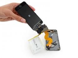 Der neue 16-GByte-iPod-Touch lässt sich laut iFixit nur schwer reparieren (Bild: iFixit).