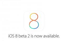 Apple veröffentlicht iOS 8 Beta 2.