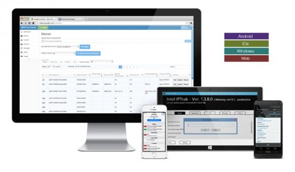 IPTrack-Apps liegen für Android, iOS, Windows und Browser vor (Bild: Burnside)