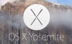 Logo von OS X Yosemite