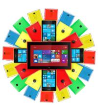 Produktpalette von Microsoft Mobile Oy