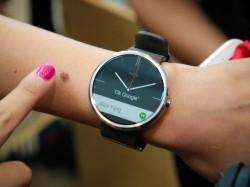 Motorolas Moto 360 (Bild: CNET.com)