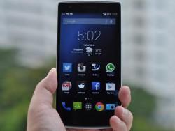 CyanogenMod-Smartphone OnePlus One (Bild: CNET.com).