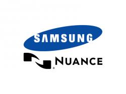 Samsung verhandelt angeblich mit Nuance über einen Kauf (Bild: Samsung/Nuance).