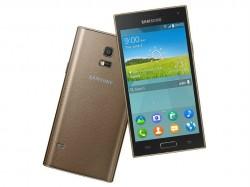 Das Samsung Z mit Tizen OS 2.2.1 sollte im dritten Quartal in Russland starten (Bild: Samsung).