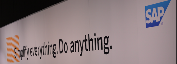 SAP: Simplify everything. Do anything.