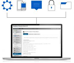 BES 10 können Anwender nun auch im Hosting-Modell über Partner wie IBM beziehen (Bild: Blackberry).