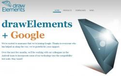 drawElements und Google