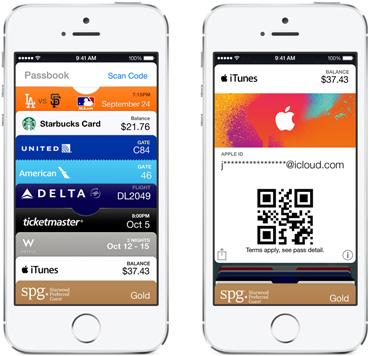 iTunes Pass ermöglicht das Aufladen des iTunes- und App-Store-Kontos ohne physische Geschenkkarte (Bild: Apple).