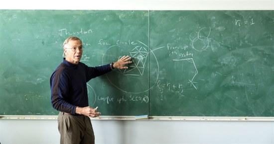 Michael Freedman leitet Microsofts Quantenforschungslabor (Bild: Microsoft).