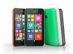 Das Lumia 530 ist mit einem Preis von 99 Euro das bisher günstigste Lumia-Smartphone (Bild: Microsoft).